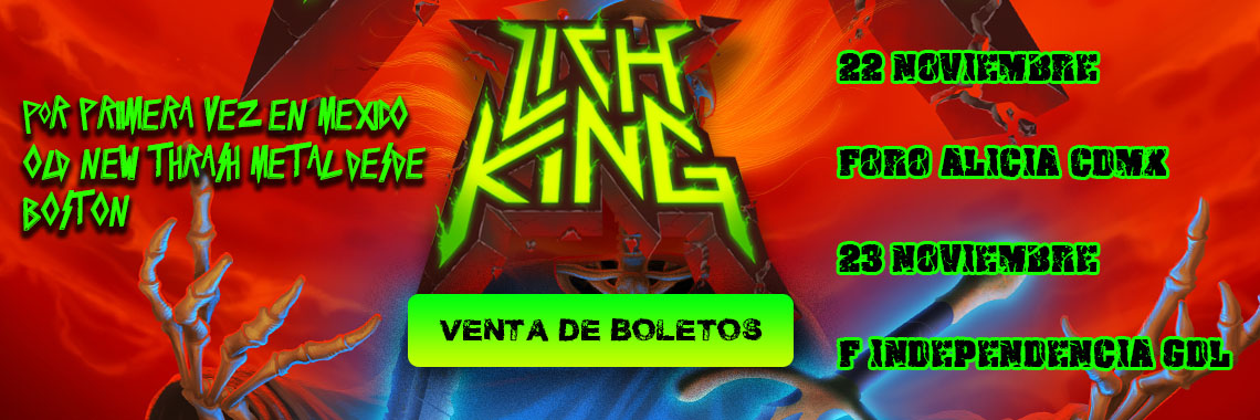 Lich King Mexico 2019