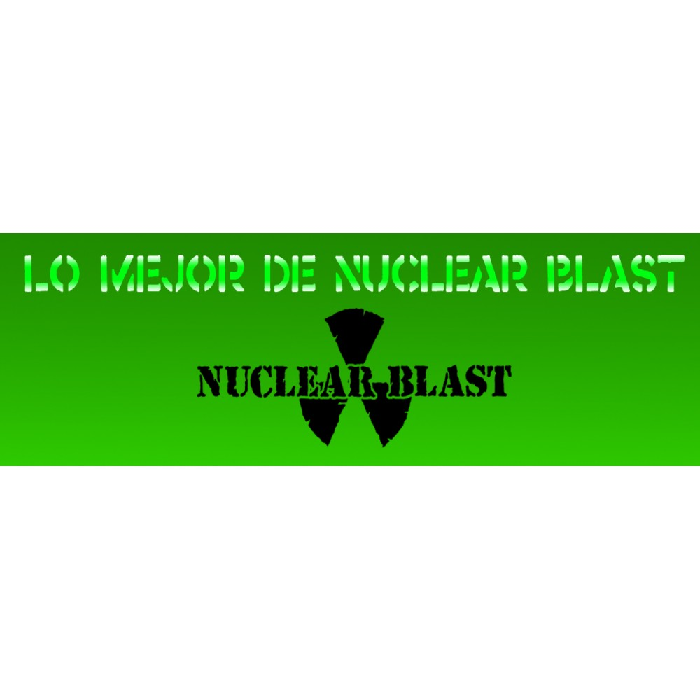 Nuclear Blast Records ☢️ | Envíos Gratis (3)