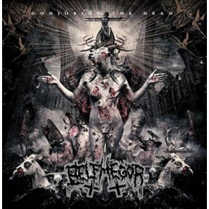 Belphegor Conjuring The Dead CD