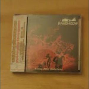 Barbatos Rocking Metal Motherfucker (CD Album) Envio Gratis en Mexico