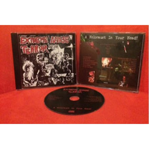 Extreme Noise Terror Holocaust In Your Head ¡Envio Gratis en México!