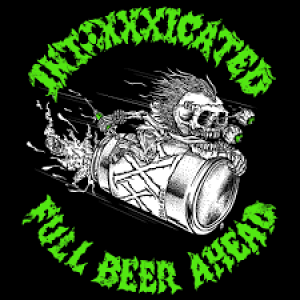 Intoxxxicated Full Beer Ahead CD