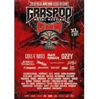 Graspop Metal Meeting 2018 ¡Compra el Tour!