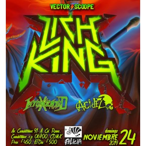 Foro Alicia Multiforo Lich King 2019