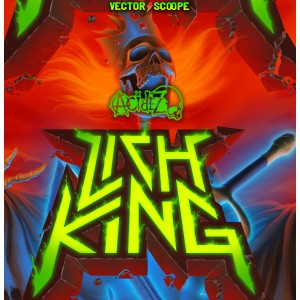 Lich King En Mexico 23 Noviembre 2019 Guadalajara Foro Independencia Ft: Acidez