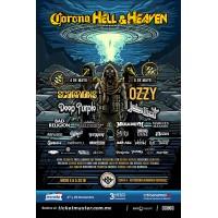 Corona Hell and Heaven
