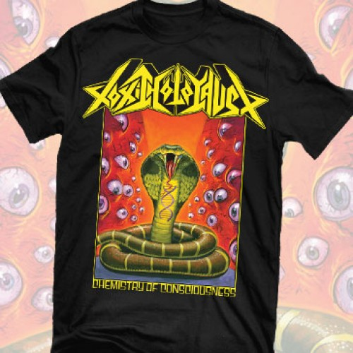 Toxic Holocaust Chemistry of Consciousness ¡Envios Gratis! Paga en OXXO