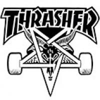Thrasher Playeras Envios Gratis en Mexico