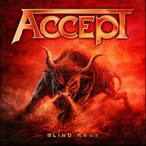 Accept Blind Rage CD