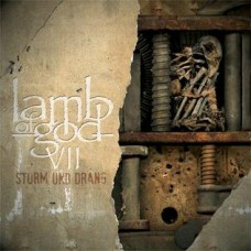 Lamb of God Sturm Und Drang CD