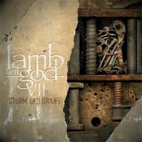 Lamb of God Sturm Und Drang CD Envio Gratis Mexico Paga En OXXO