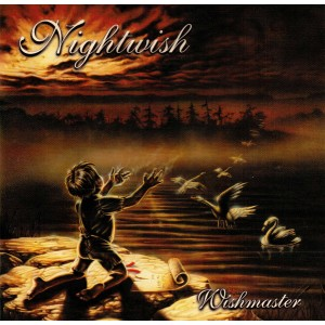 S:01 Nightwish Wishmaster 2 CD´s  + Envíos gratis