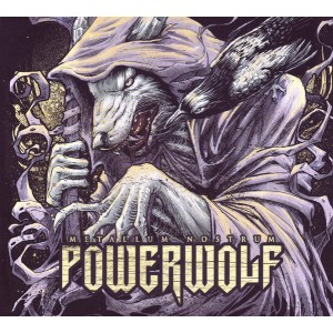 Powerwolf Preasches of the Night + Envíos Gratis