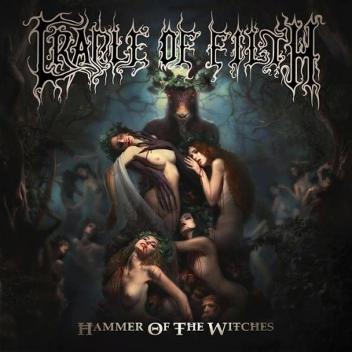 Cradle of Filth Hammer Of The Witches ¡Envio Gratis!