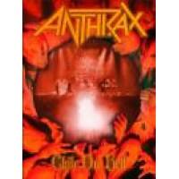Anthrax Chile On Hell DVD ¡Envíos Gratis!