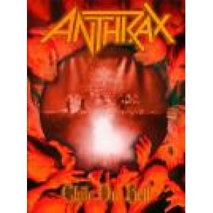 Anthrax Chile On Hell DVD ¡Envíos Gratis!