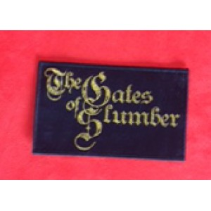 The Gates Of Slumber Parche Importado Europeo