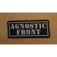 Agnostic Front Parche