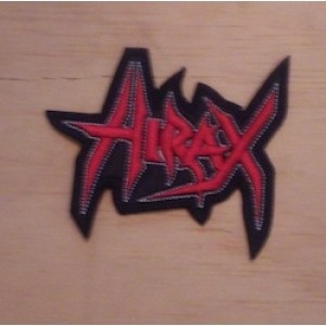 Hirax Parche Bordado MX