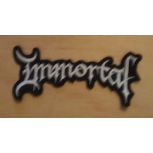 Immortal Parche bordado