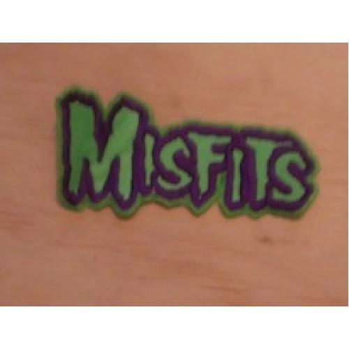 Parche De Misfits $99