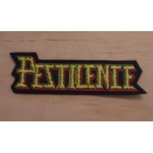 Pestilence Parche Bordado $119 MX Envio Gratis