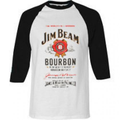 Playeras de Jim Bean