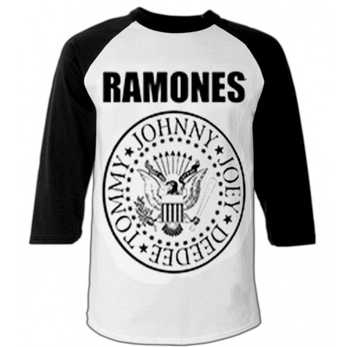 Playera The Ramones