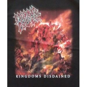 Morbid Angel Kingsdom Disdained