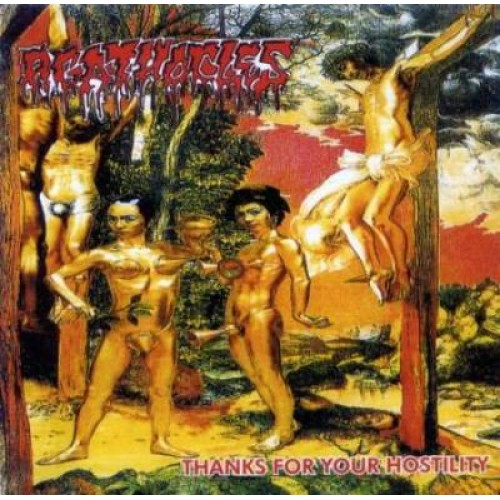 Agathocles Thank You For Your Hostility  CD ¡Envios Gratis!