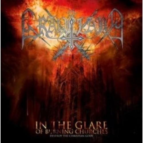Graveland In The Glare of Burning Churches ¡Envios Gratis en Mexico!