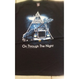 Def Leppard On Throught The Night ¡Envio Gratis!