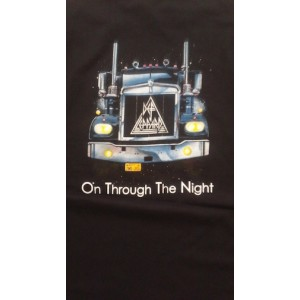 Def Leppard On Throught The Night - Envío Gratis