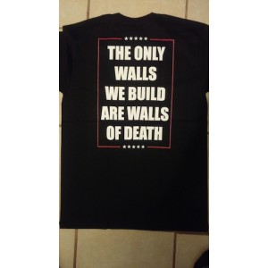 Municipal Waste The Only Walls We Build Are Walls Of Death ¡Envio Gratis!