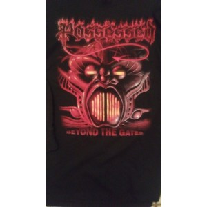 Possessed Beyond The Gates Playera Manga Larga