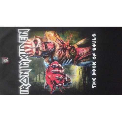 Iron Maiden The Book Of Souls Talla Mediana Pocas Piezas