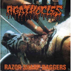 Agathocles Razor Sharp Daggers