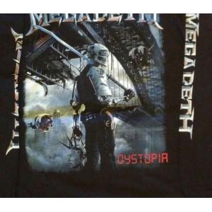 Megadeth Dystopia ¡Envio Gratis! en Mexico!