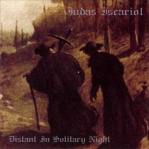 Judas Iscariot Distant In Solitary Night