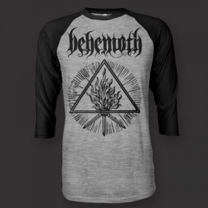 Playeras de Behemoth