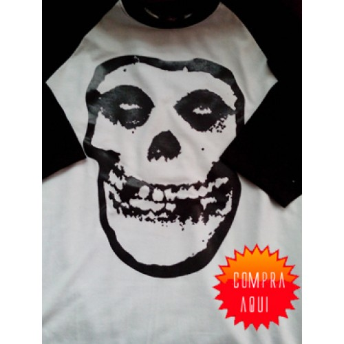 Playeras de The Misfits ¡Envios Gratis!