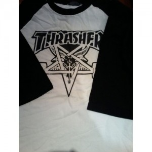 Thrasher Playeras