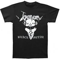 Venom Playeras Black Metal