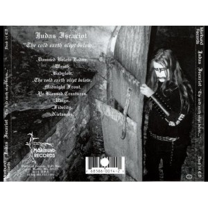 Judas Iscariot The Cold Earth Slept Below CD $199 ¡Envio Gratis en Mexico!