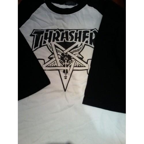 Playeras De Thrasher