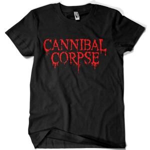 Cannibal Corpse Playera Manga Corta + Envíos Gratis MX