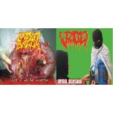 Oxidized Razor Vulgar Royal Blood Hill Olor a gente muerta Muerte Atroz