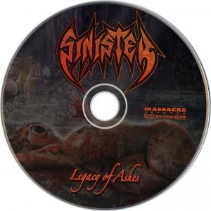 Sinister Legacy Of Ashes ¡Envios Gratis en Mexico!
