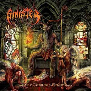 Sinister The Carnage Ending CD ¡Envió Gratis en México!