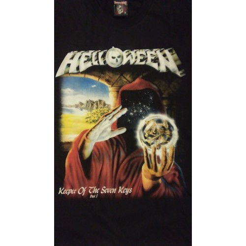 Helloween Keeper Of The Seven Keys Manga Larga ¡Envio Gratis Mexico!